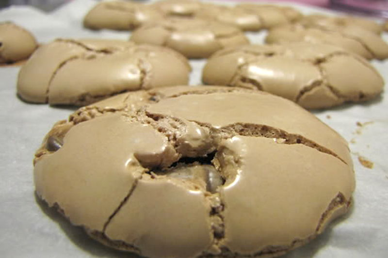 Choco Chews cookies recipe, dessert, baking, treats, holidays