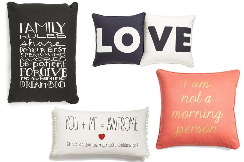 pillows, quotes, sayings, funny quotes, letters, home