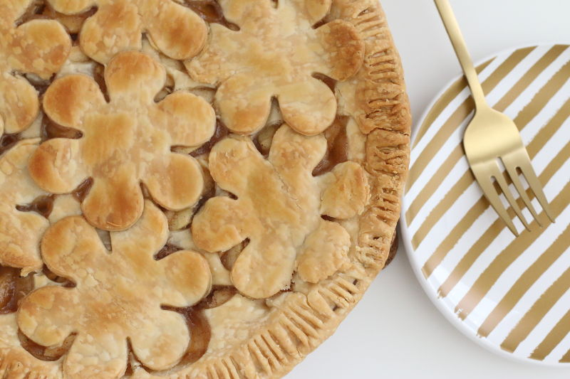 Baked Apple Pie Recipe