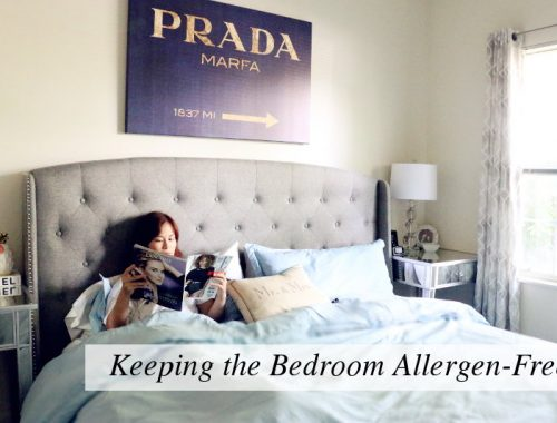 Keeping the Bedroom Allergen-free