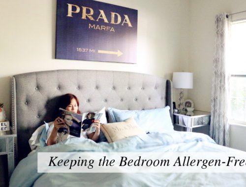 Keeping the Bedroom Allergen-free