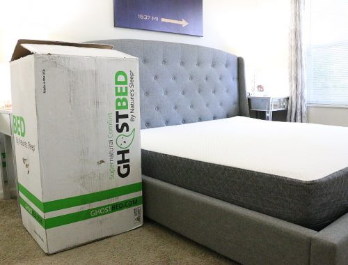 GhostBed mattress bed review